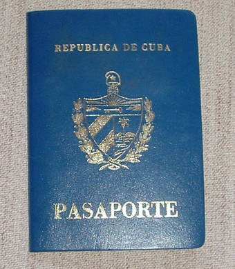 Pasaporte cubano solicitud y o renovaci n for Pasaporte ministerio interior