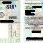 SEP. Solicitud de registro de título profesional y expedición  de cédula profesional.