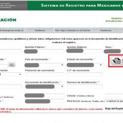 actualizacion registro
