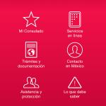 Conoce la aplicación para servicios consulares de México: MiConsulmex App