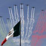 Cierre de aeropuerto de la Ciudad de México por Aniversario de la Independencia