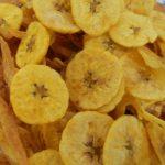 Mariquitas (chicharritas) de plátano o malanga