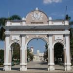 Arco de los Obreros. Arco de Triunfo