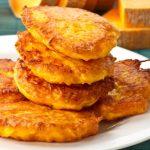 Frituras de Calabaza (dulce)