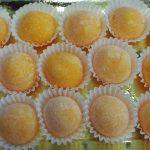 Yemitas de huevo