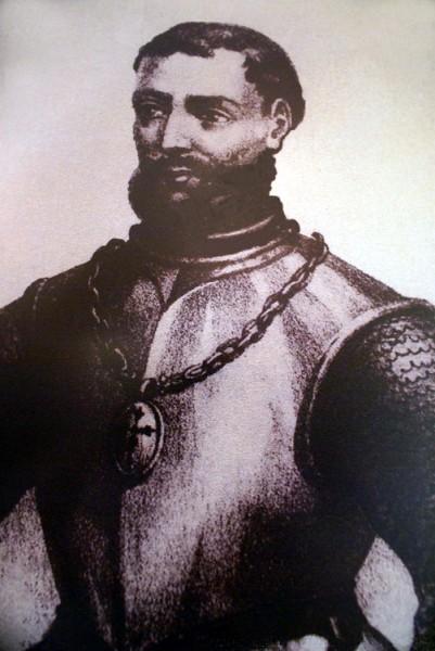 Pintura de Francisco Hernández de Córdoba