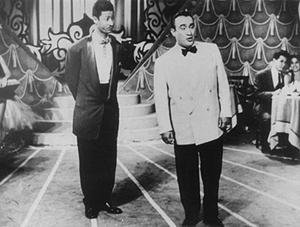 Benny Moré y Pedro Vargas