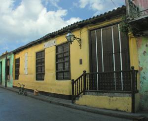 Casa Natal de José María Heredia. Santiago de Cuba