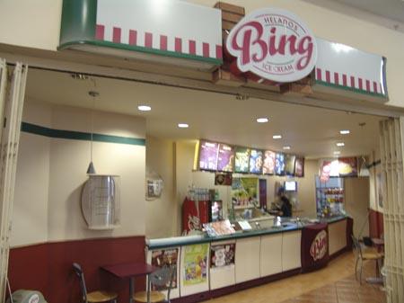 helados bing