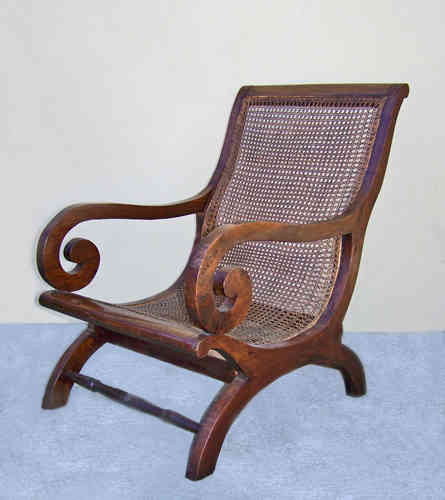La butaca campeche un mueble para los siglos sab as que for Butacas coloniales