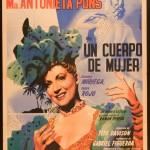 Rumberas cubanas en México. María Antonieta Pons