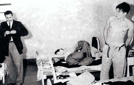 Che y Fidel