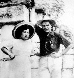 Hilda Gadea y Che_Guevara