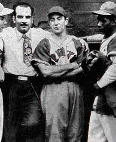 Jorge Pasquel  junto a los azules de Veracruz