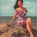 Rumberas cubanas en México. Mary Esquivel
