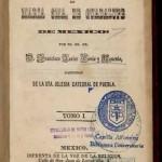 Un orador nombrado Francisco Conde y Oquendo