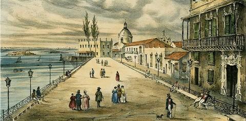 Habana-paseo de Paula
