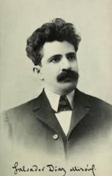Salvador Díaz Mirón