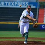 El cubano Yoanner Negrín elegido Pitcher del Año 2016 de la Liga Mexicana de Béisbol