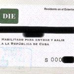 Habilitación del Pasaporte cubano para entrar a Cuba