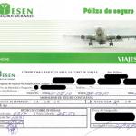 Póliza de seguro médico para viajar a Cuba