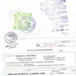 Legalización de documentos. Caducidad de los documentos legalizados