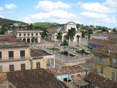 Trinidad. Sancti Spiritus