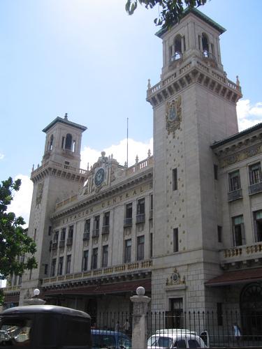 Estación Ferroviaria de La Habana
