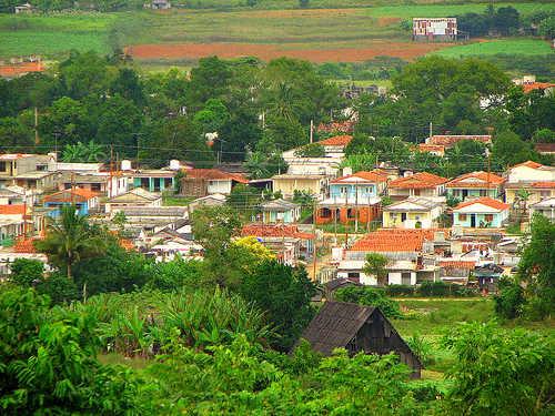 Poblado del Valle de Viñales