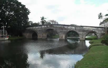 Puente Yayabo. Sancti Spiritus