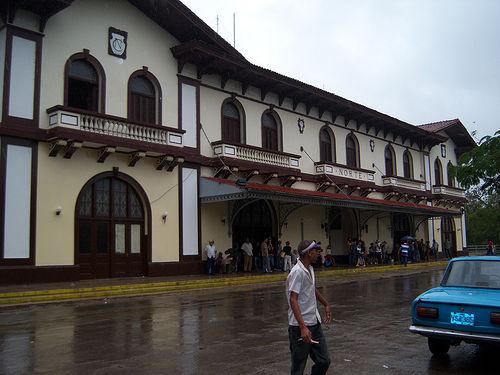 Estación de Trenes de Morón
