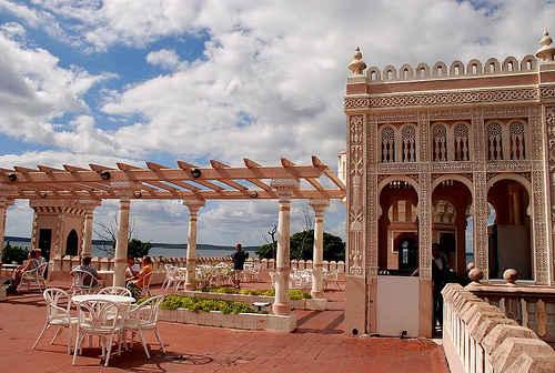 Palacio del Valle. Planta alta
