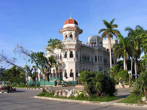 Palacio del Valle. Vista general