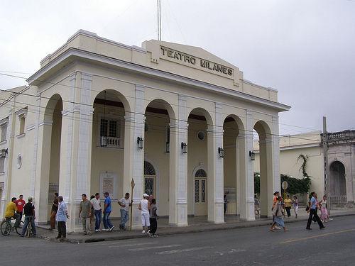 Teatro Milanés. Pinar del Río