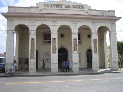 Teatro Milanés
