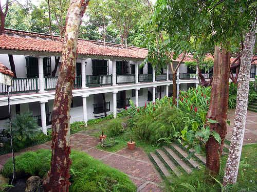 Hotel Moka. Ubicado en Las Terrazas. Pinar del Río