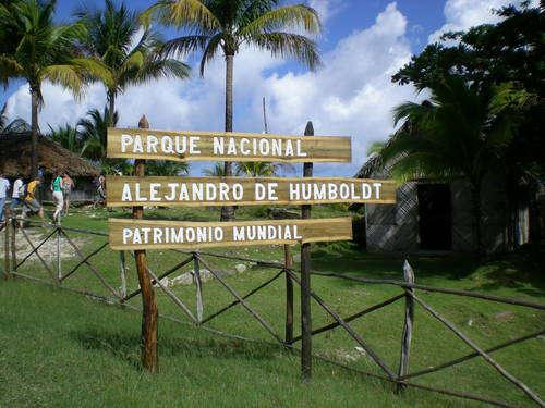 Resultado de imagen de parque nacional alejandro de humboldt cuba