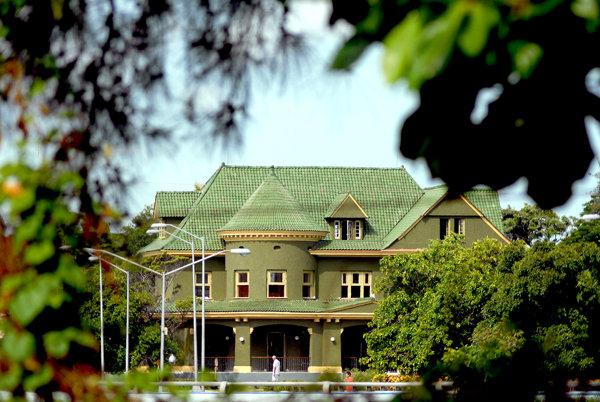 la casa de las tejas verdes rincon de cuba