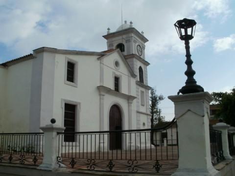 Iglesia Bejucal Foto: Dcubanos