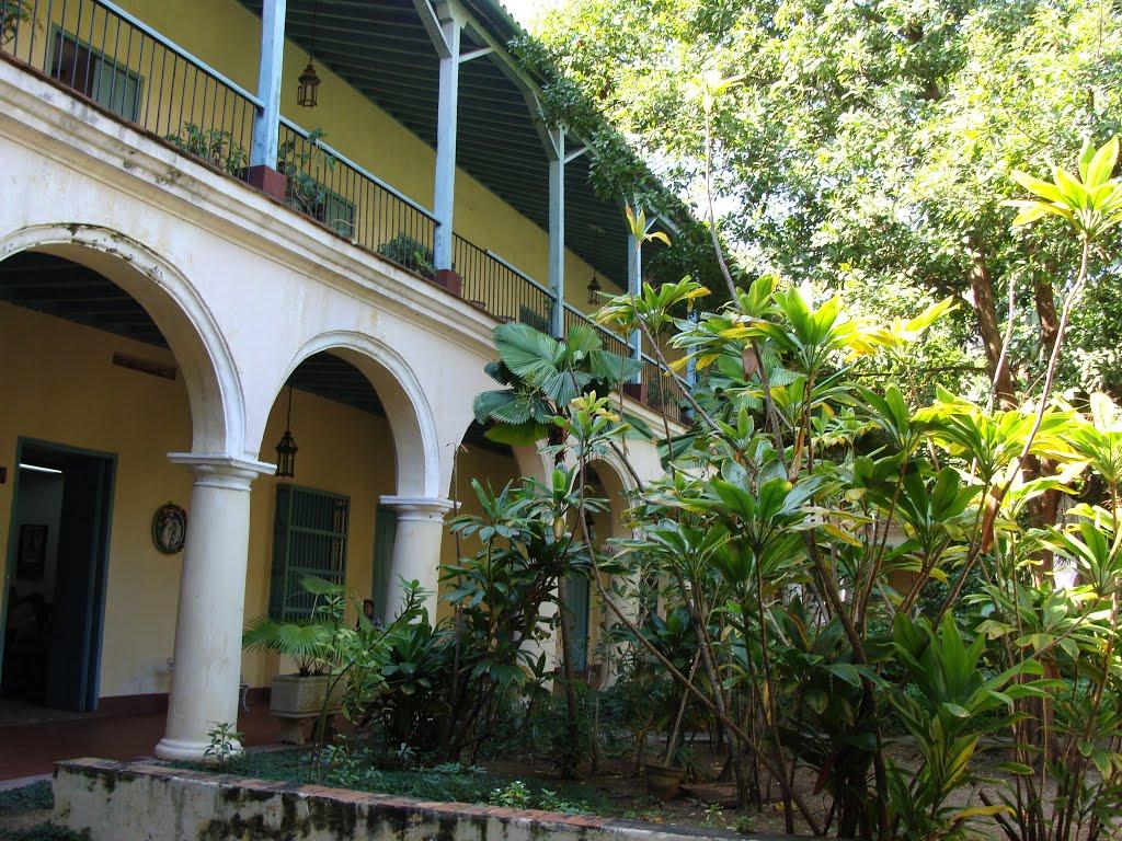 Convento de Santa Clara, Cuba
