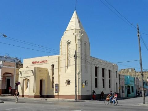 templo bautista-nazaret-cienfuegos