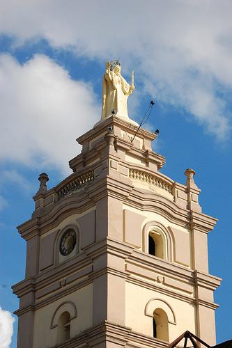 parroquial mayor
