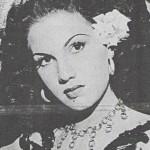 Rumberas cubanas en México. Rosa Carmina